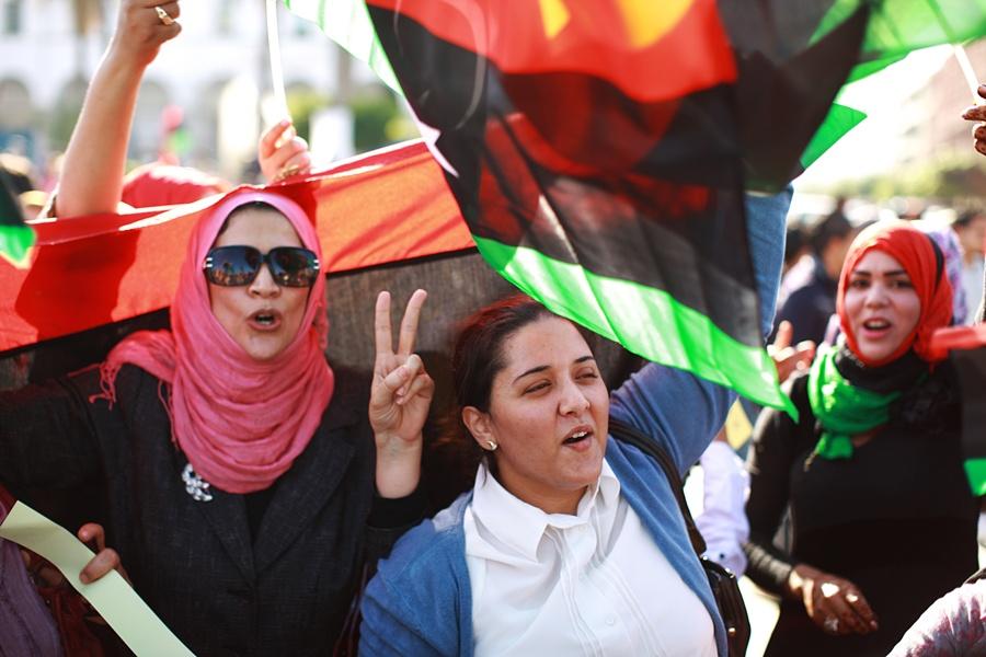 تحالف حقوقي جديد بين منبر المرأة الليبية من أجل السلام ومركز القاهرة وعدد من المنظمات الليبية