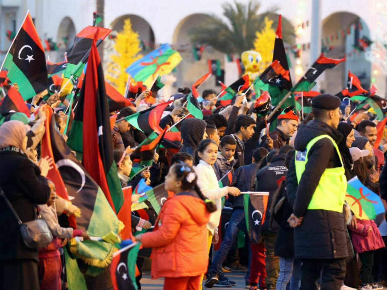 Libya: Government of National Unity Relies On Gaddafi's Arsenal of Repressive Laws To Restrict Civil Society & Block Its Role In The Electoral Process