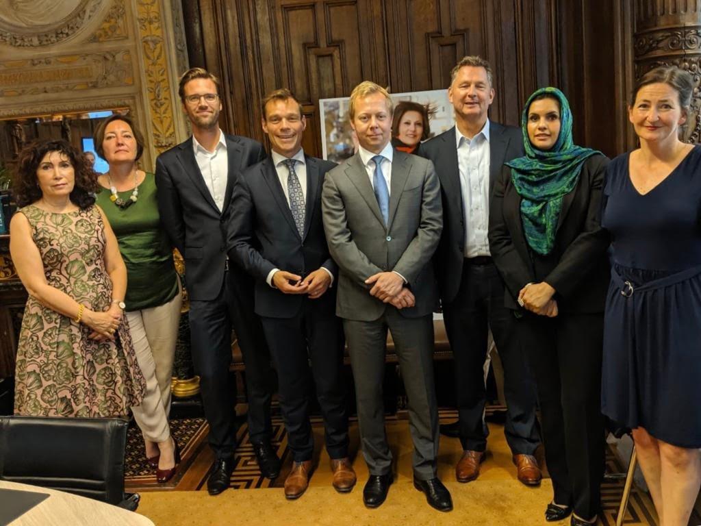 بإحاطة منبر المرأة الليبية من أجل السلام .. البرلمان الهولندي يتخذ موقفًا حازمًا ضد الإفلات من العقاب في#ليبيا